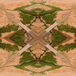 Drone Mirror Route 66 [DRONE]